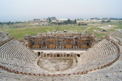 Hierapolis Theatre3
