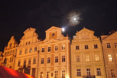 Night time Prague5