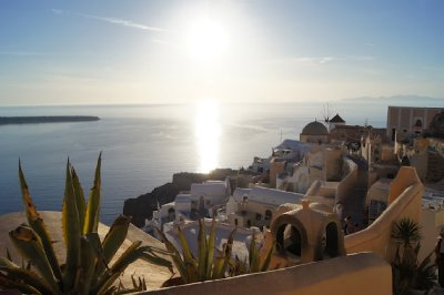 Oia Sunset