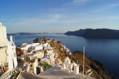 Oia Sunset2