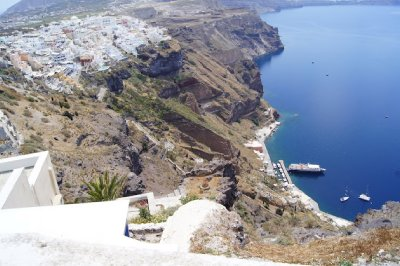 Oia to Fira4