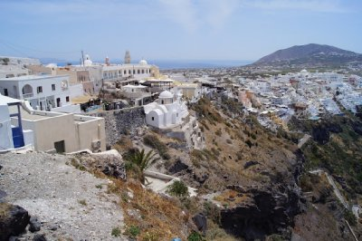 Oia to Fira5