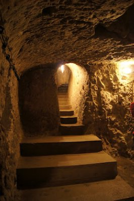 Underground City of Derinkuyu6