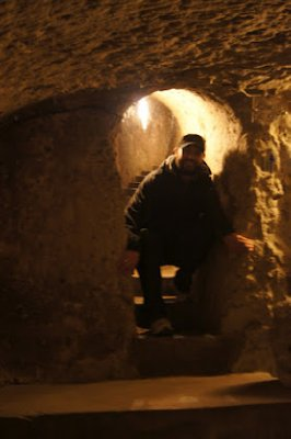 Underground City of Derinkuyu7