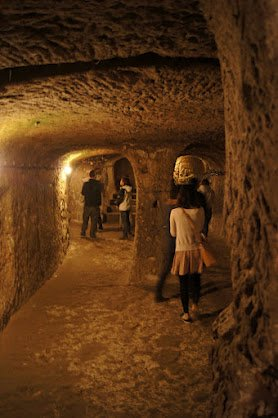 Underground City of Derinkuyu9