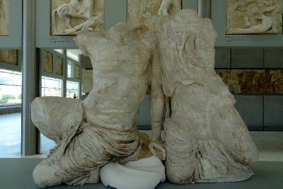 Sculptures from the Parthenon