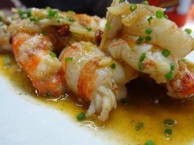 El Quim De La Boqueria Shrimp