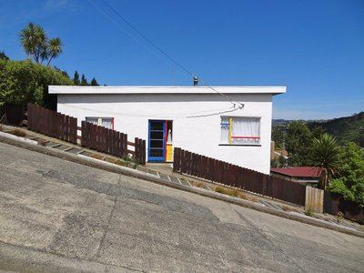 House on worlds steepest street