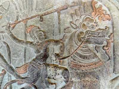 Bas Relief II