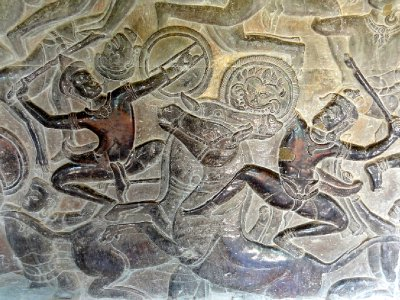 Bas Relief I
