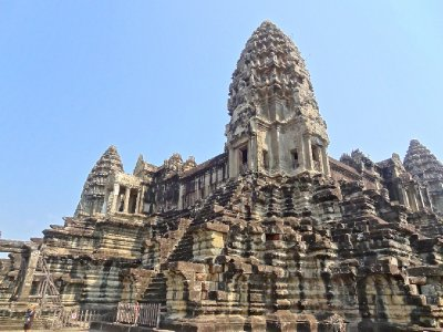 Angkor Wat Temples