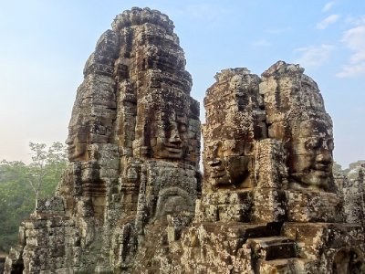 Bayon Faces I