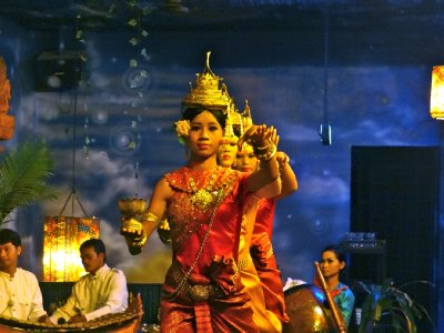 Apsara Dancers II