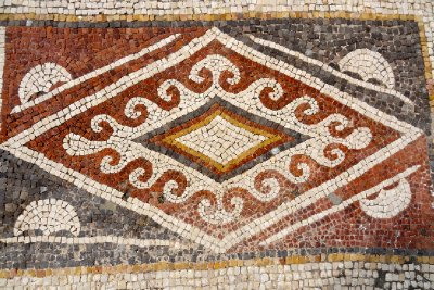 Mosaic Floor