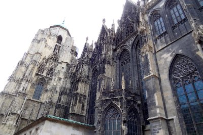 The Gothic Side of Vienna