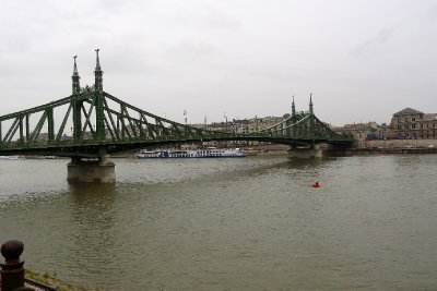 Bridge from Buda to Pest
