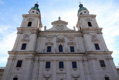 Dom Cathedral in Salzburg