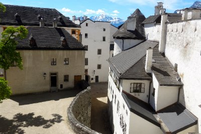 The Apartments in the Festung Hohensalzburg