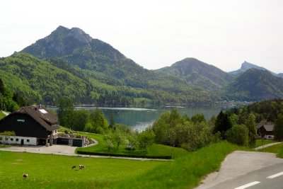 Lake Country in Austria