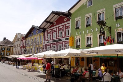 Cafes in Mondsee