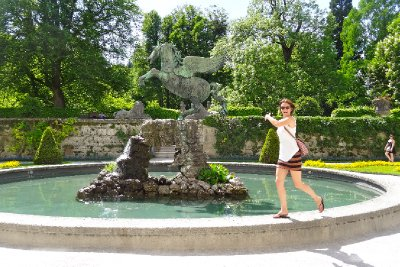 Do Re Mi Fountain