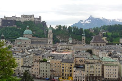 This is Salzburg!