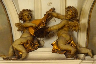 Cherubs in the Theater