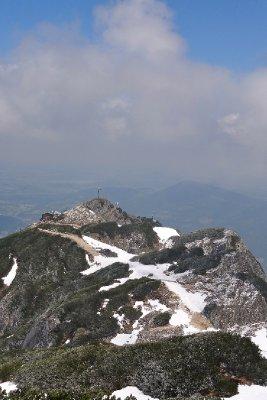 Untersberg Mountain View