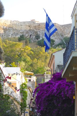 Greece in bloom
