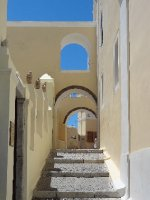 Arches in Fira