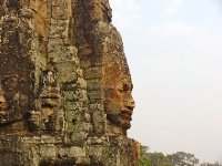 Bayon Face