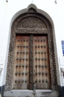 Zanzibar Door