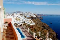 Fira and the Caldera