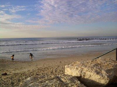 Habonim beach