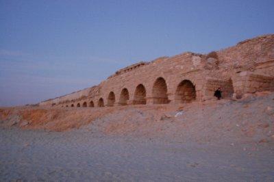 Aquaduct beach, Caesaria