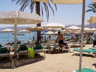 Eilat North Beach