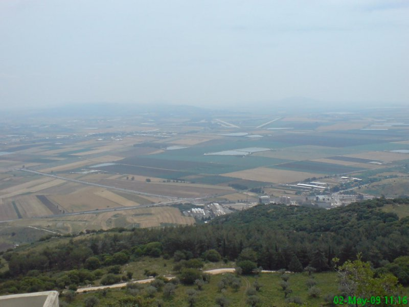 Israel Coastal Plain