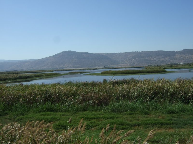 Hula Lake Israel