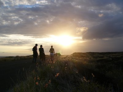 Another Hawaiian sunset