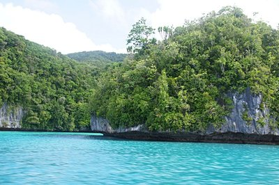 Palau, Rock Islands