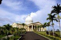 Das Capitol auf Babeldao