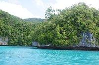 Palau, Rock Islands