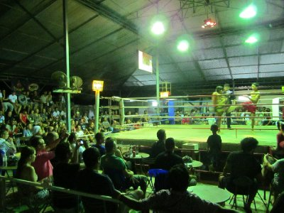 Muay Thai in Thongsala