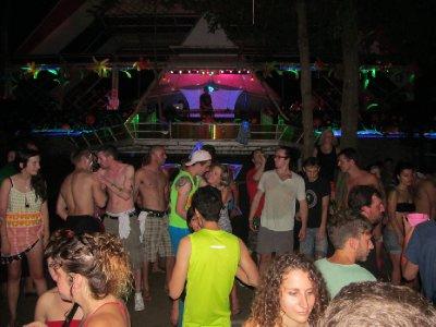 Half Moon Party -- January 16, 2012