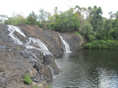 O&#39;Malu Waterfall
