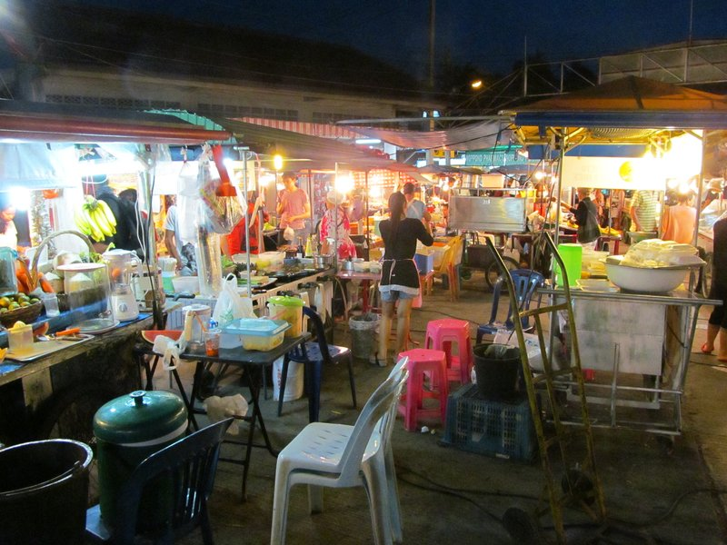 Night Market, Thongsala