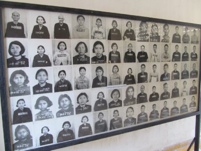 Tuol Sleng Genocide Museum - More victims