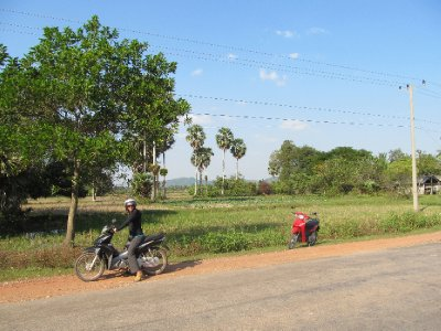 Countryside outside of Kampot 2