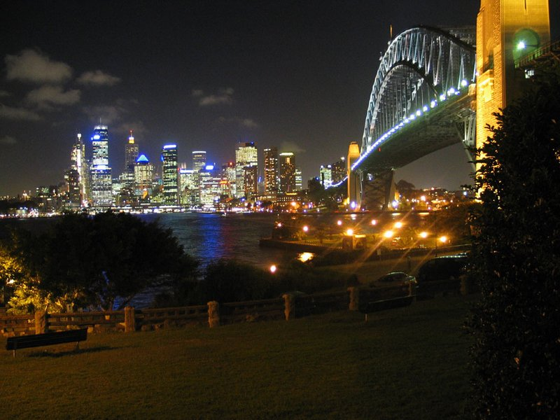 Syndey Harbour Bridge