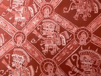Teotihuacán_-_Palacio_de_Atetelco_Wandmalerei_3